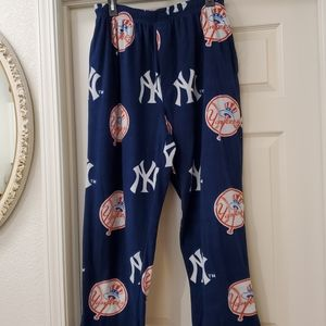 Other - New York Yankees Pajama pants size 2XL